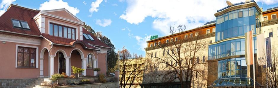 Bóta Irodaház - Modern irodák, bérelhető termek, lakások Eger szívében